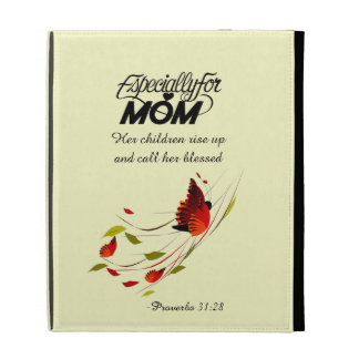 Especially for Mom Mother's Day iPad Cases