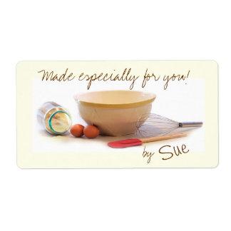 Especialmente para usted etiquetas del regalo de s etiqueta de envío
