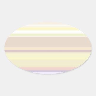 Especias calientes - sombra, Flowrals, puntos, Colcomanias De Oval