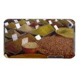 Especias en el mercado del granjero Case-Mate iPod touch protectores