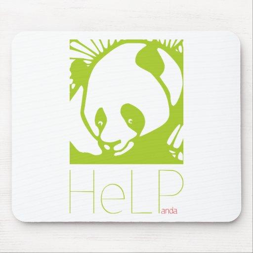 Especie de la prioridad: Panda gigante Tapete De Ratones