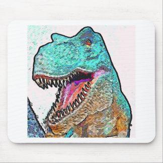 especie de pop T-Rex Alfombrilla De Raton