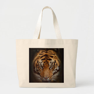 Especie en peligro GRANDE del CAT del tigre de Ben Bolsa