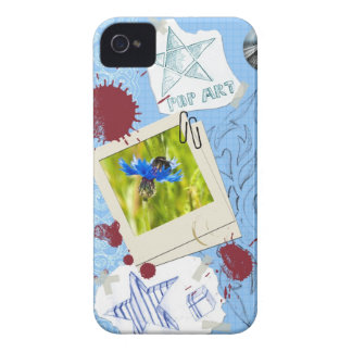 Especie journal Digital Case-Mate iPhone 4 Protector