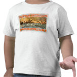 Espectáculo naval magnífico Madison Square Garden Camiseta