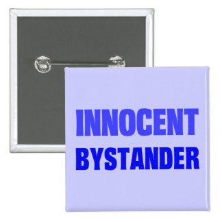 Espectador inocente pin