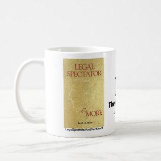 Espectador legal y más taza
