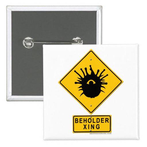 Espectador XING Pins