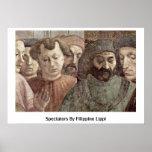 Espectadores de Filippino Lippi Impresiones