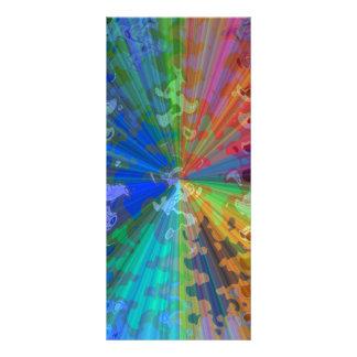 Espectro azul cósmico de Blueray Diseños De Tarjetas Publicitarias