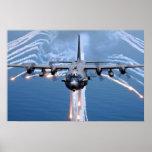 Espectro de AC-130H Posters