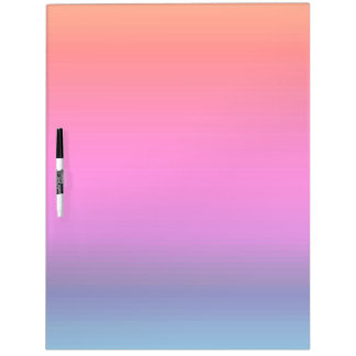 Espectro de los colores horizontales - 4 tableros blancos