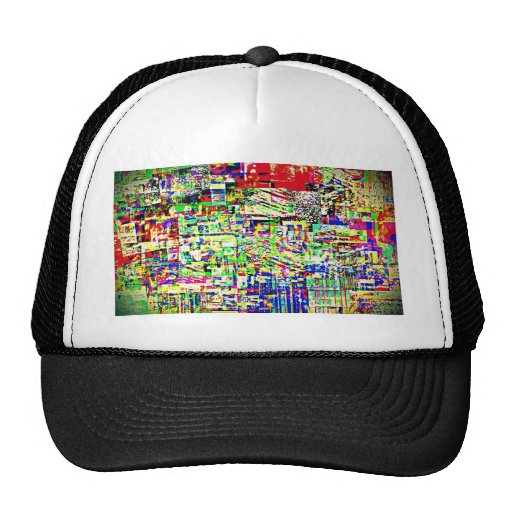 Espectro de memorias gorras de camionero