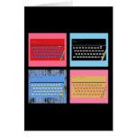 Espectro del arte pop ZX Tarjeton