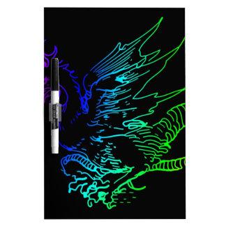 Espectro del dragón pizarras blancas de calidad