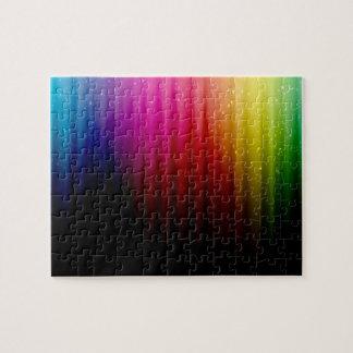 Espectro del espacio de la luz puzzle
