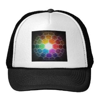 Espectro del panal gorras de camionero