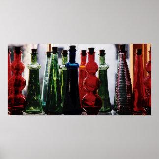 Espectro en botella impresiones