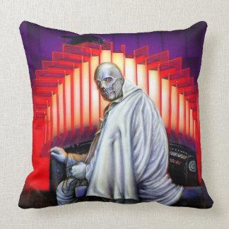 Espectro fantasma en el órgano almohadas