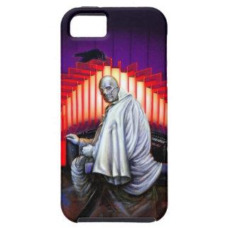 Espectro fantasma en el órgano funda para iPhone SE/5/5s