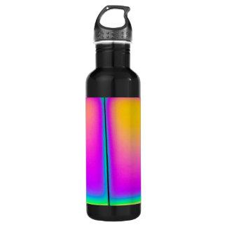 Espectro metálico 1 del acero inoxidable botella de agua
