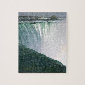 Espectro Niagara Falls de la naturaleza de la casc Rompecabeza