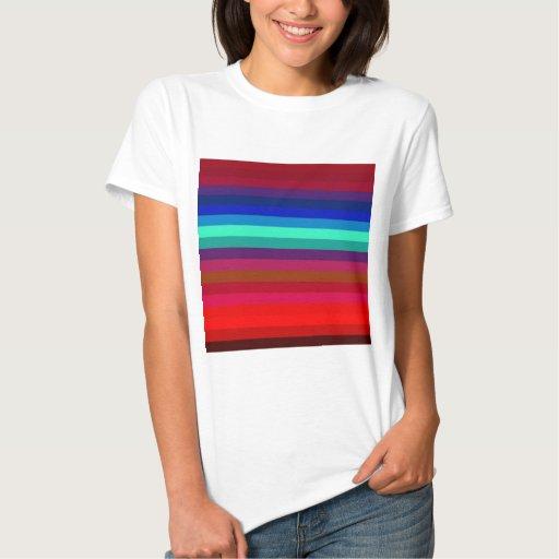 Espectro reconstruido camiseta