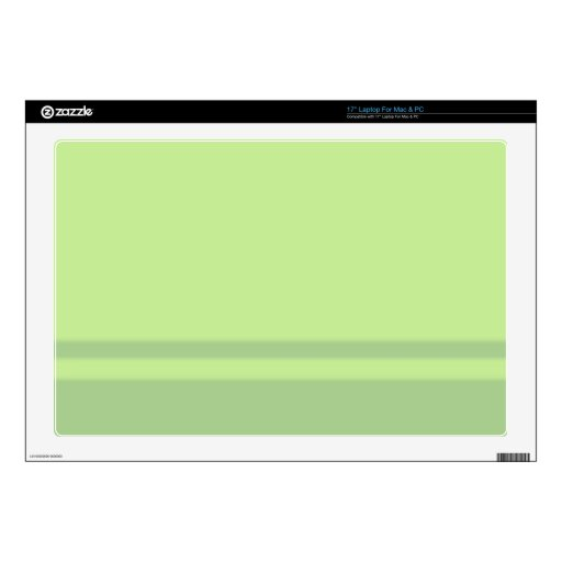 Espectro reconstruido skins para 43,2cm portátil