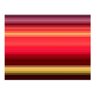Espectro reconstruido postales
