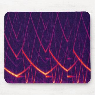 Espectrograma Mouse Pads