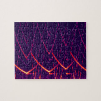 Espectrograma Rompecabeza Con Fotos