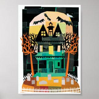 Espectros de la casa encantada póster