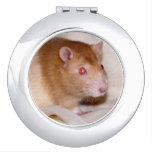 Espejo compacto de Rolando