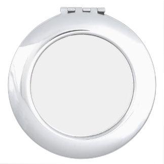 Espejo compacto redondo