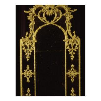 Espejo de Chippendale, c.1750 Postal