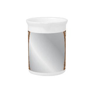 Espejo de lujo jarrones