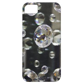 espejo del diamante 3D iPhone 5 Case-Mate Carcasas