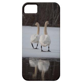 Espejo del espejo funda para iPhone SE/5/5s
