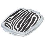 Espejo personal de Maquillaje Zebra Espejos Maquillaje