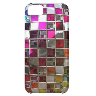 Espejos de la bola de discoteca del arco iris