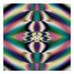 Espejos del arco iris posters