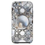 Espejos mágicos funda para iPhone 6 tough