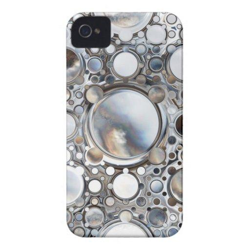 Espejos mágicos iPhone 4 Case-Mate carcasa