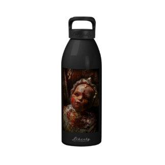 Espeluznante - muñeca - es el mejor dejarlos dormi botellas de agua reutilizables
