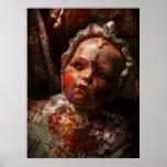 Espeluznante - muñeca - es el mejor dejarlos dormi poster