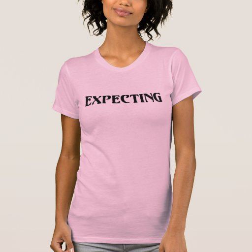 ¿Espera? , Camiseta