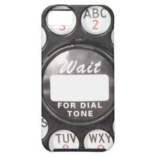 Espera para señal para marcar funda para iPhone 5 tough