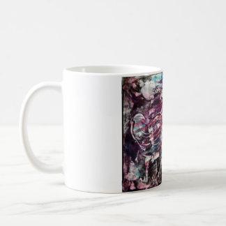 ¡Esperado demasiado de largo un café! Taza