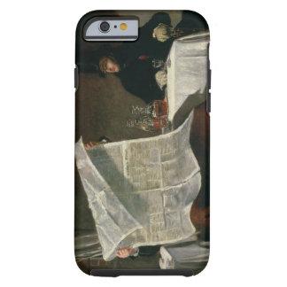 Esperando los tiempos, 1831 (aceite en lona) funda para iPhone 6 tough