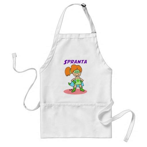 esperanto del spranta delantal